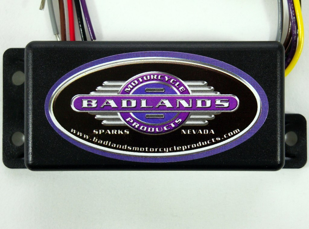 Badlands Automatic Turn Signal Shut Off Module Iii For Custom Built Motorcycles