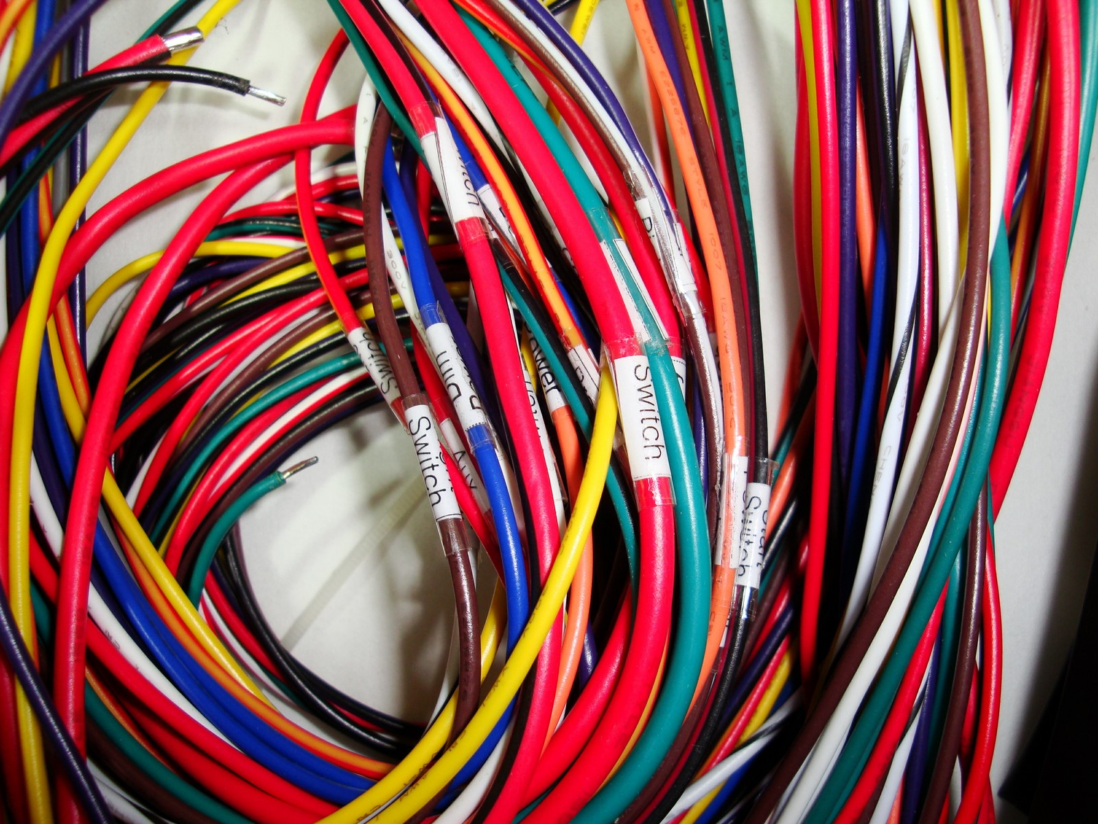 ElectronicWiringSys18-533label Ultima Wiring Harness on ultima harness 18 530, ultima motor wiring diagram, ultima electronic wiring system,